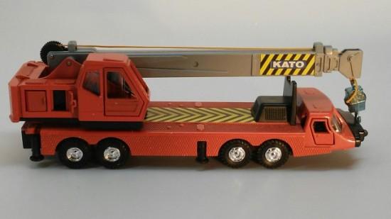 Picture of Kato NK-450 4x telescopic truck crane