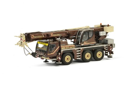 Picture of Liebherr LTM 1050-3.1 crane  DIGGING & RIGGING