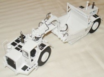 Picture of 637D scraper  ROPS  white
