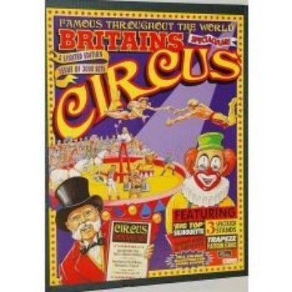 Picture of Complete Circus set