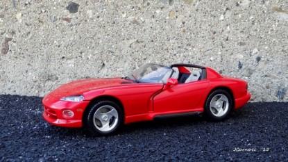 Picture of 1996 Dodge Viper Convertible - Red