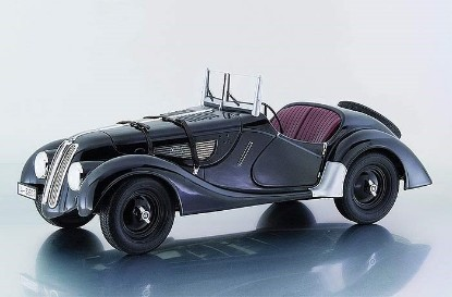 Picture of BMW 328 Roadster  black