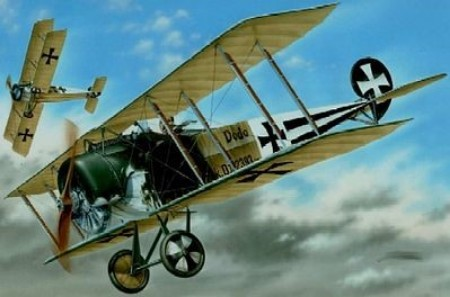 Picture for category Biplanes