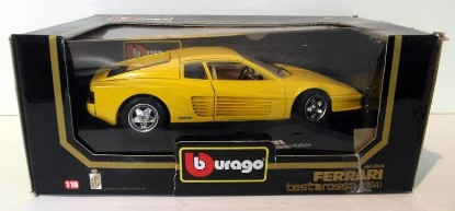 Picture of 1984 Ferrari Testarossa - yellow