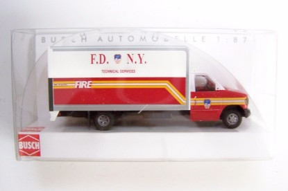 Picture of Ford E-350 F.D.N.Y.