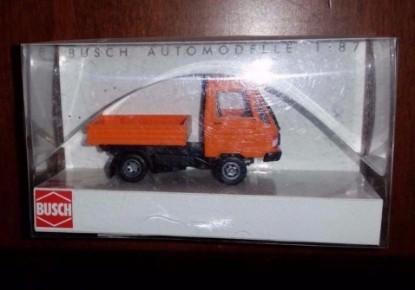 Picture of Multicar  w/ Dump Box
