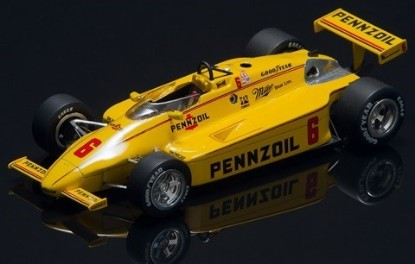 Picture of March 84C Pennzoil Z-7