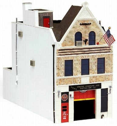 Picture of FDNY Engine Co. 235 Firehouse