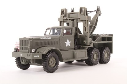 Picture of Diamond T Wrecker   US Army