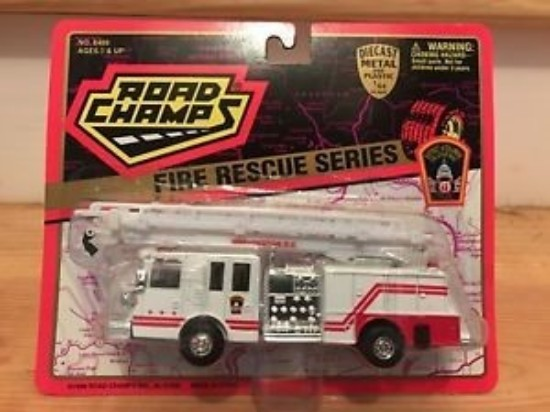 Picture of Washington DC ladder truck