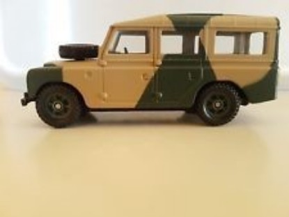 Picture of Land Rover army