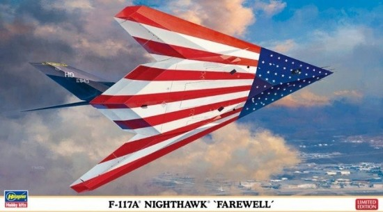 Picture of Lockheed F-117A Stealth NIGHTHAWK FAREWELL