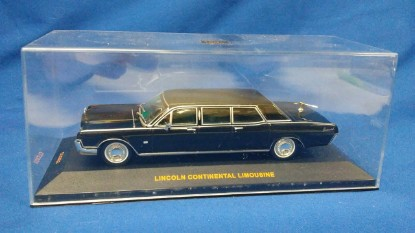 Picture of Lincoln Continental limousine 1967