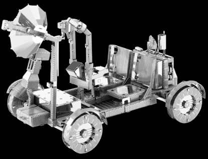 Picture of Apollo Lunar Rover-metal kit