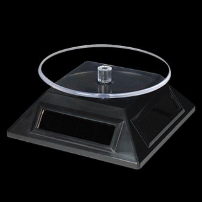 Picture of Solar spinner revolving display