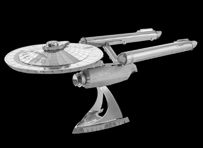 Picture of Star Trek - USS Enterprise NCC-1701