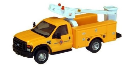 Picture of Ford F-450 Series Super Duty DRW Service Body Truck - Edison Electric