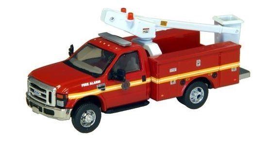 Picture of Ford F-450 Series Super Duty DRW Service Body Truck - FD Alarm