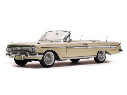 Picture of 1961 Chevrolet Impala Open Convertible  almond beige
