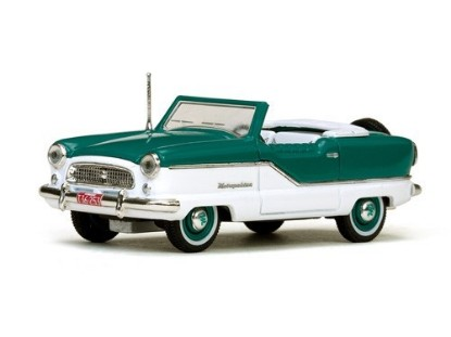 Picture of 1959 Nash Metropolitan Open Convertible  blue/white