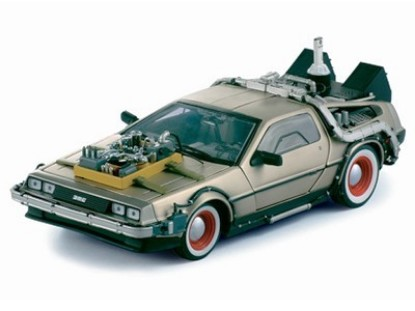 Picture of Delorean DMC12 Back to the Future Part III