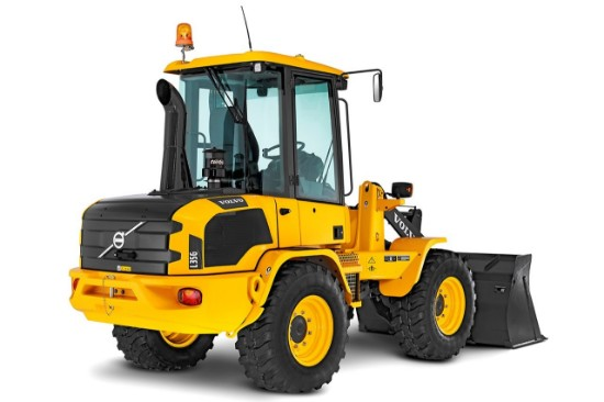 Picture of Volvo L35G wheel loader