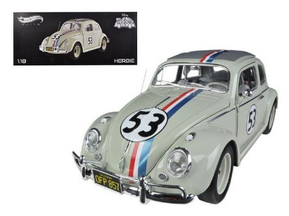 "Picture of 1963 Volkswagen Beetle ""The Love Bug"" Herbie #53 Elite Editi."