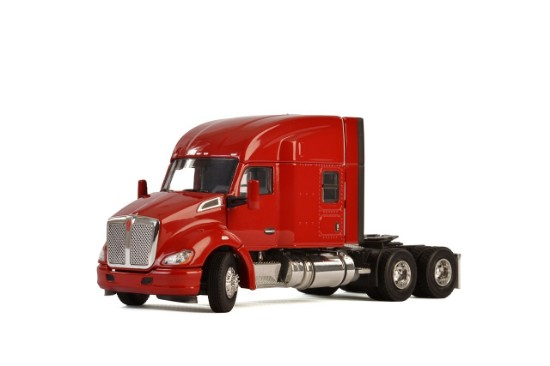 Picture of Kenworth T 680 - 3 Axle Solo Truck - red