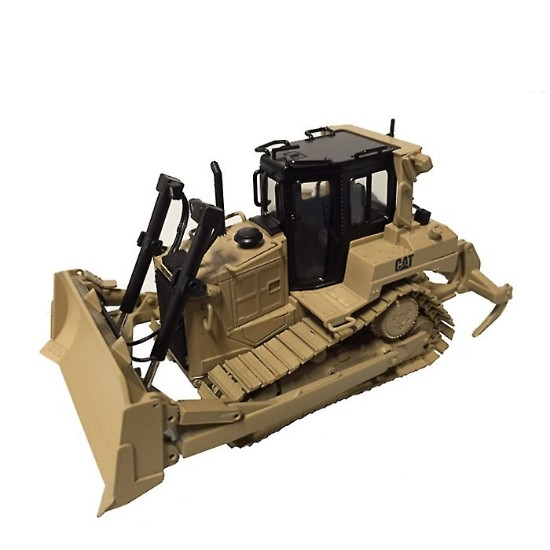 Picture of Caterpillar D7R dozer - military tan