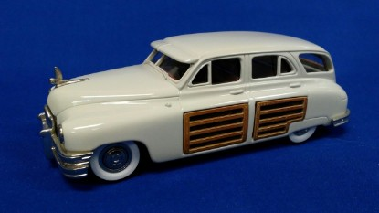 Picture of 1948 Packard station  Sedan