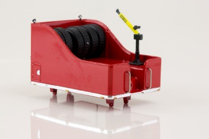 Picture of Ballast box  for KW200  Ferrari red