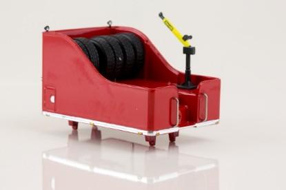 Picture of Ballast box  for KW200  Ferrari red