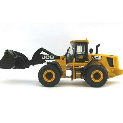 Picture of JCB 456ZX wheel loader w/attachments