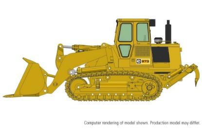 Picture of Caterpillar 973+  General Purpose Bucket + Multi-shank Ripper