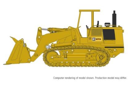Picture of Caterpillar 973+  Multi Purpose Bucket + ROPS