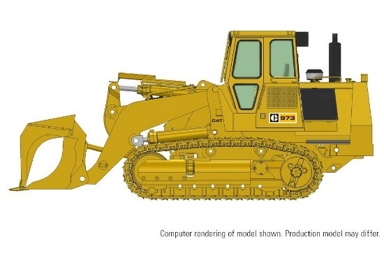 Picture of Caterpillar 973+  Demolition package