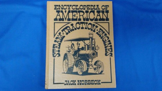 Picture of Encyclopedia of American Steam Traction Engines