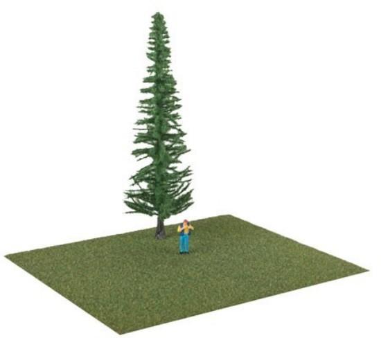 "Picture of Grass Flocking - Green Blend 1/16""  Fibers, 3-1/2oz"