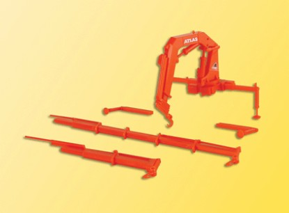 Picture of Truck Accessories -- Atlas Loading Crane & Equipment (red, white)