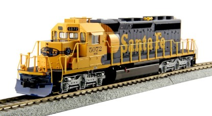 Picture of EMD SD40-2 Mid AT&SF #5072