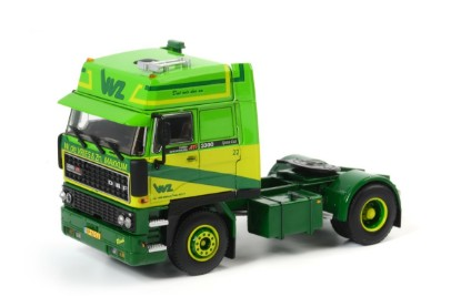 Picture of DAF 2800 | 3300 | 3600 SPACE CAB - green