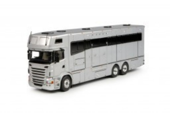 Picture of T.B.P. Scania R6 Topsleeper horse transporter
