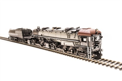 "Picture of SP Cab Forward 4-8-8-2, AC5 #4124, Gray boiler, ""SOUTHERN PACIFIC"", Paragon3 Sound/DC/DCC"