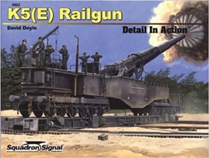 Picture of K5(E) Railgun - Detail In Action No. 2