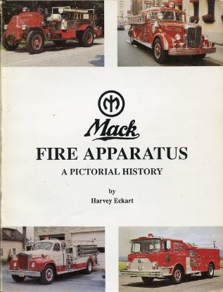 Picture of Mack fire apparatus: A pictorial history