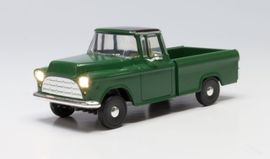 Picture of Green Pickup