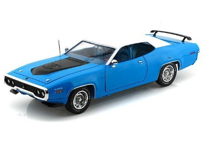 Picture of 1971 Plymouth Road Runner-blue