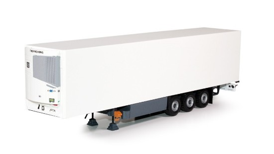 Picture of T.B. reefer semitrailer Thermoking SLX