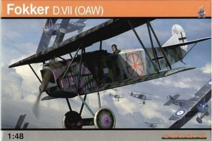 Picture of Fokker D.VII (O.A.W.) - Aircraft model