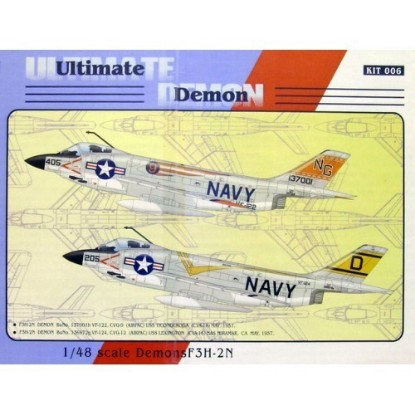 Picture of Demon F3H-2N  Airplane